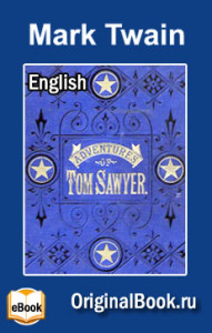 Tom Sawyer by Mark Twain. English