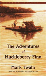 The Adventures of Huckleberry Finn. M. Twain (English)