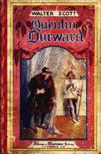 Quentin Durward. Walter Scott (English)