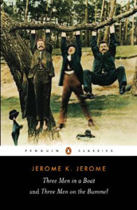 Three Men on the Bummel. Jerome K. Jerome (English)
