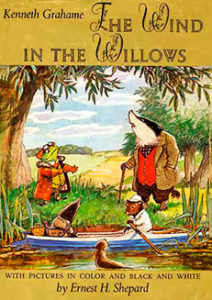 The Wind in the Willows by Kenneth Grahame. Download free EPUB, PDF, FB2